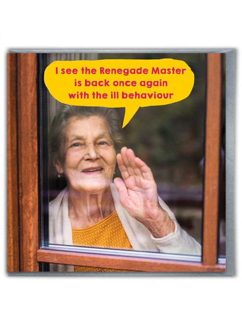 Renegade Master Card