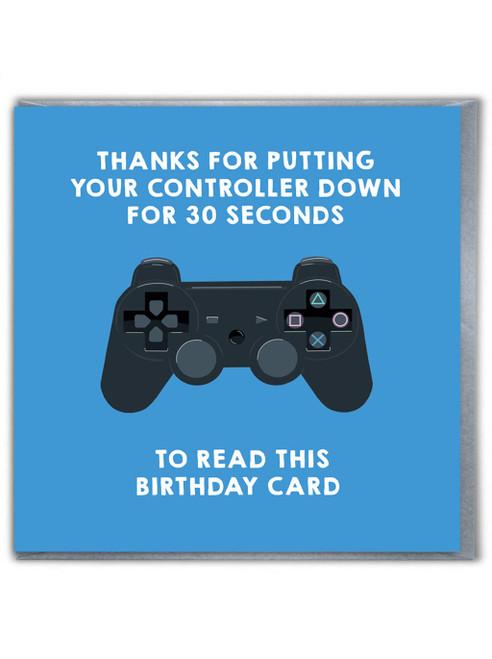 Game Controller Blue