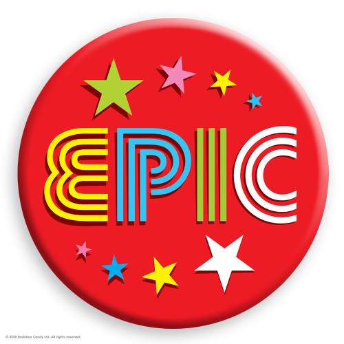 Epic Badge