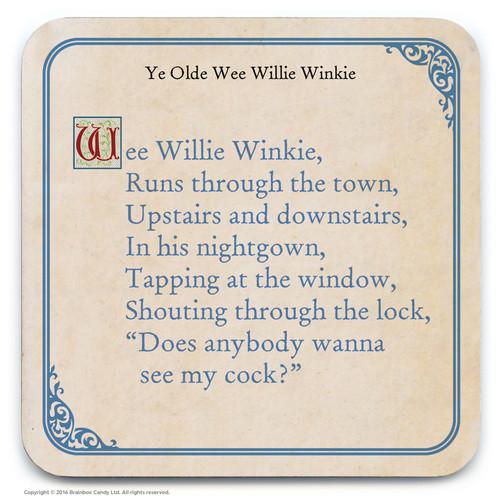 Wee Willie Winkie Coaster