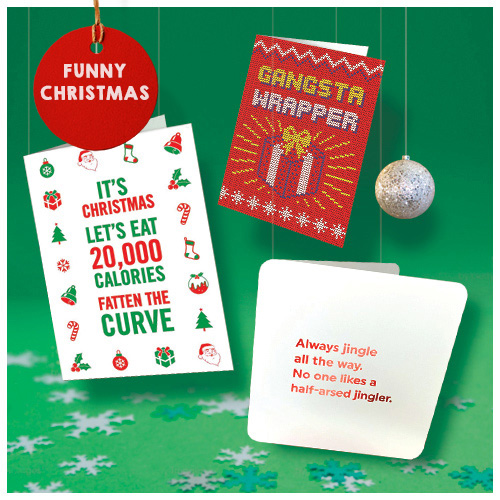 click here to shop funny christmas cards
