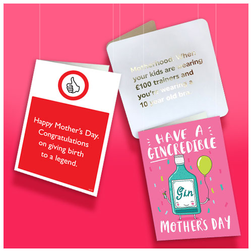 Click here to shop our Mother's day cards