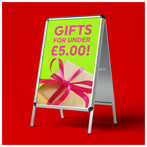 click here to shop gifts under five pounds