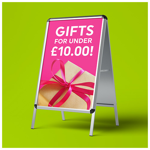 click here to shop gifts under ten pounds