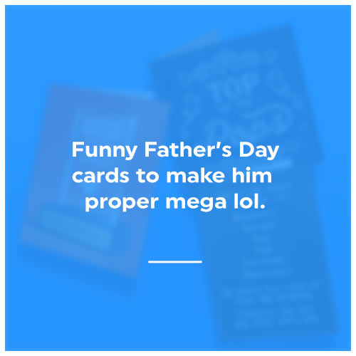 Click here to shop our Father's day cards
