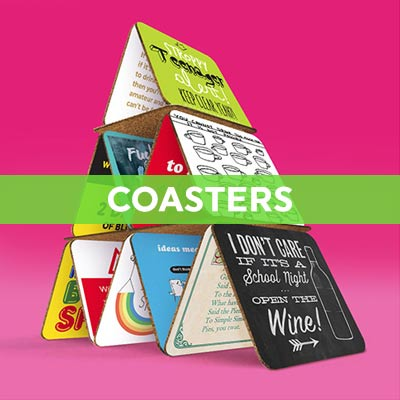click here to shop coasters