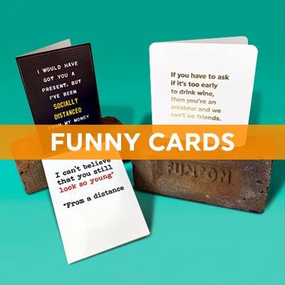 Click here to shop our Funny cards