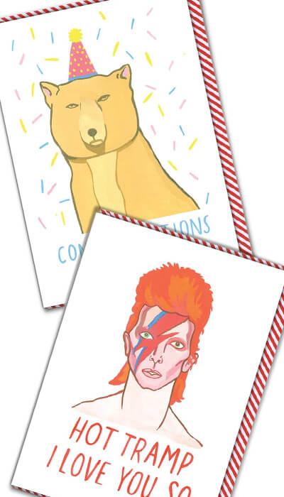 francesca funny cards