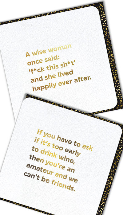 quotish funny cards