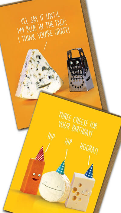 say cheese funny cards