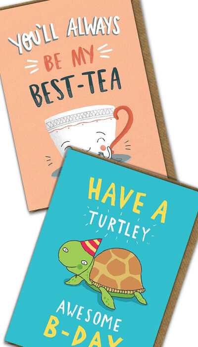 sunshine and biscuits funny cards