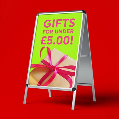 click here to shop our gifts under £5