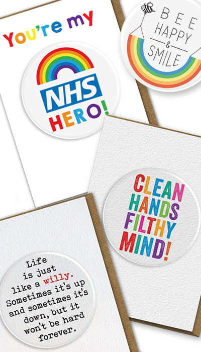 Badge Cards