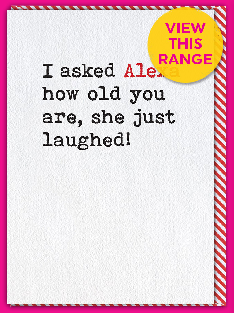 shop type funny cards