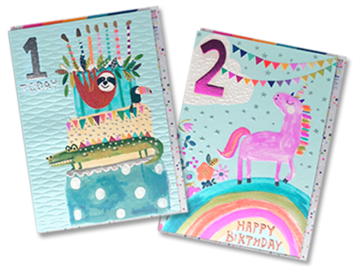 image of kids cards