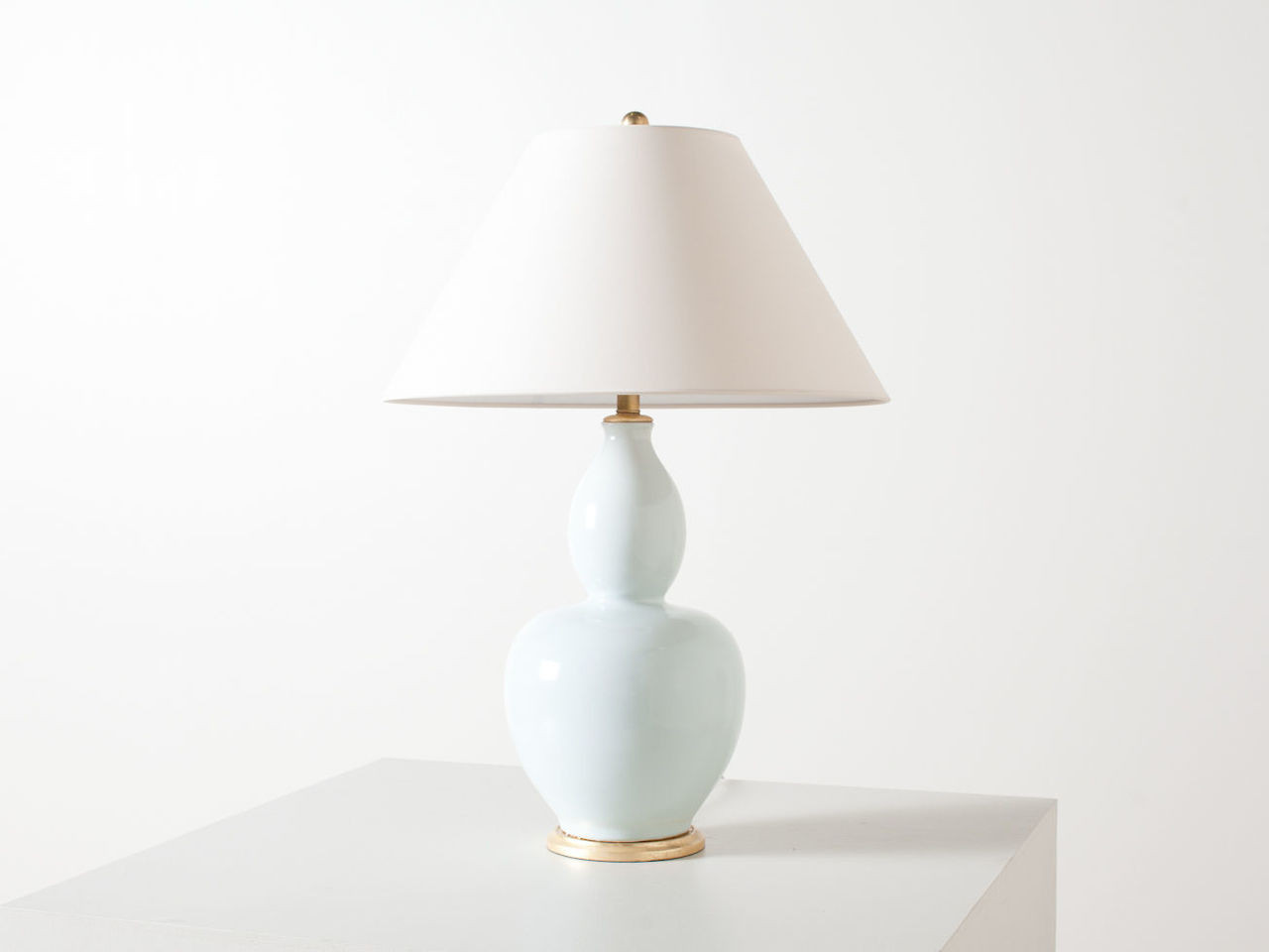 Yue Double Gourd Table Lamp R E V I V A L