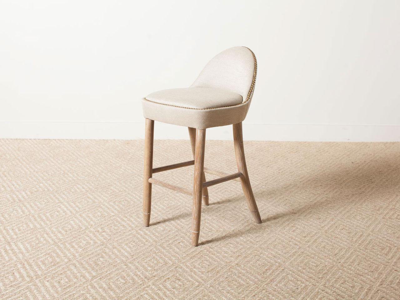 Fantastic Napa Counter Stool Bralicious Painted Fabric Chair Ideas Braliciousco