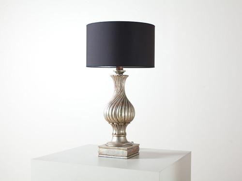 VINTAGE GILTWOOD LAMP