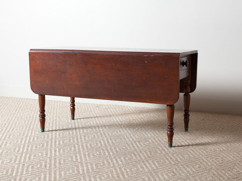 ANTIQUE DROPLEAF TABLE