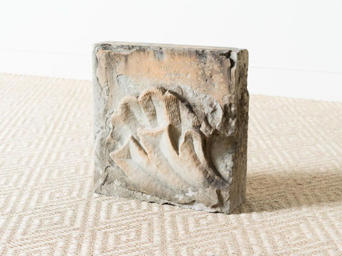 ANTIQUE STONE FRAGMENT
