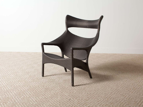 AMARI LOUNGE CHAIR BRONZE