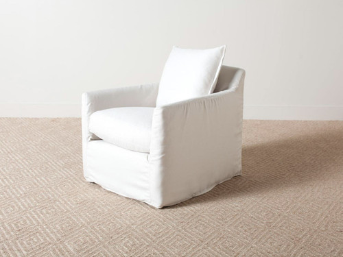 CYRUS OUTDOOR SWIVEL CHAIR