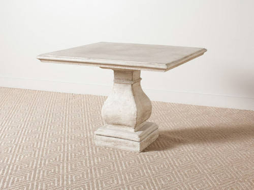 PERFECT SQUARE DINING TABLE
