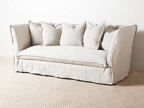BASQUE LINEN SOFA