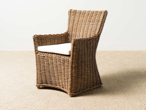 NORMANDY LOUNGE CHAIR CANVAS