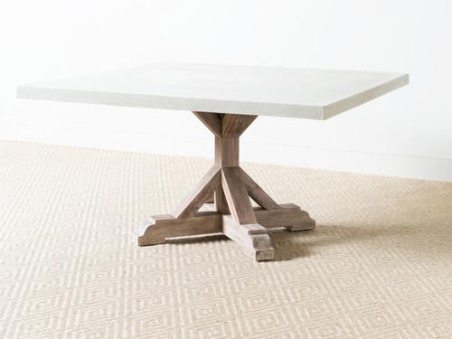 DELMAS CONCRETE TABLE