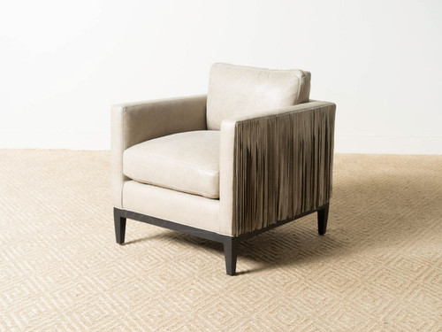RAQUEL LEATHER CHAIR