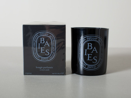 BAIES NOIRE CANDLE