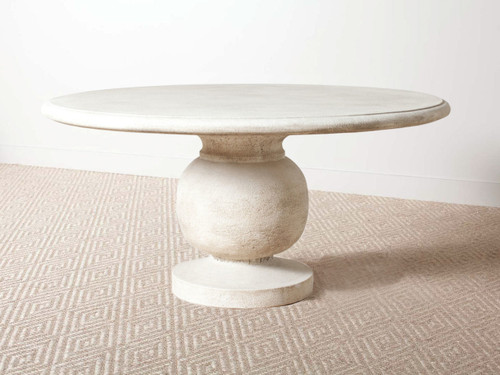 PERFECT ROUND DINING TABLE
