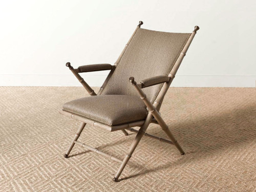 CAMP CHAIR FRENCH GREY