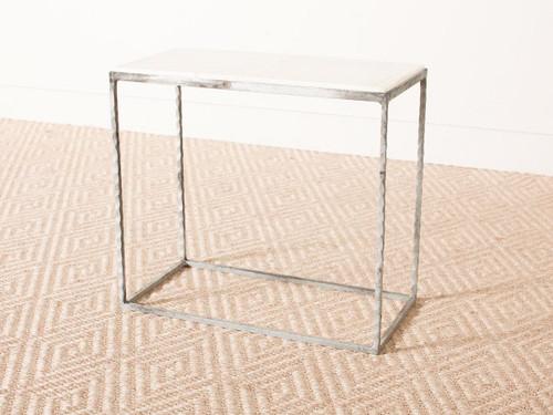 BALUSTER SIDE TABLE