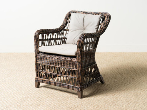 ARBOR OUTDOOR CHAIR BRONZE