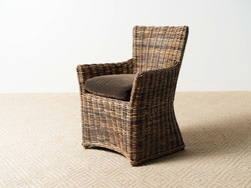 NORMANDY LOUNGE CHAIR MOHAIR