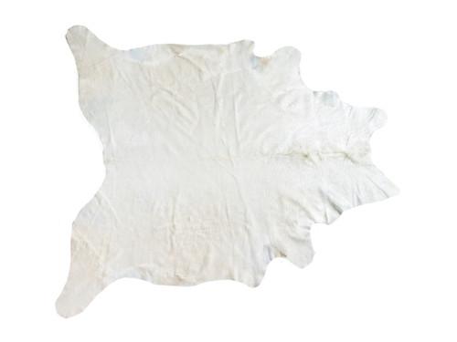 COWHIDE WHITE XL