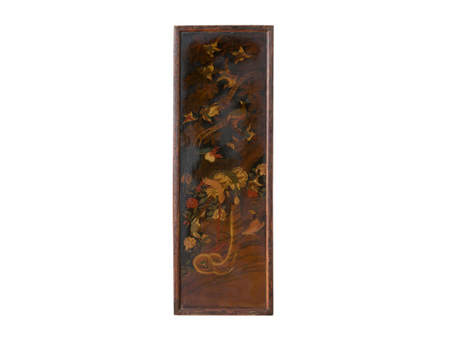 ANTIQUE CHINOISERIE PANEL II