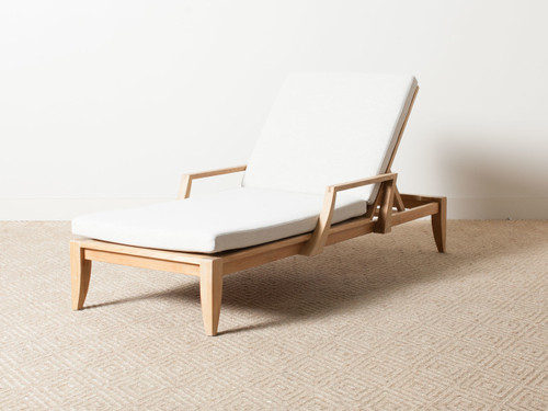 RENLEY ARM CHAISE OAT