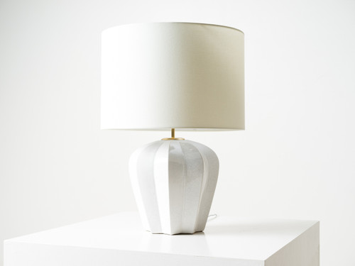 PIERREPONT TABLE LAMP BONE