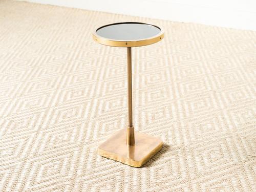 KAELA ACCENT TABLE ROUND