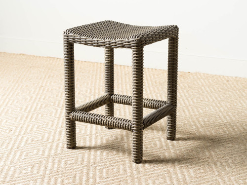 PARSONS COUNTER STOOL DRIFTWOOD