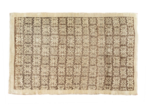 "ANTIQUE TULU RUG  4'4"" x 6'7"""