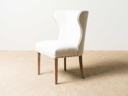 ISABELLA DINING CHAIR LINEN