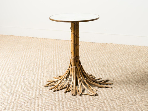 VINTAGE GILT TABLE