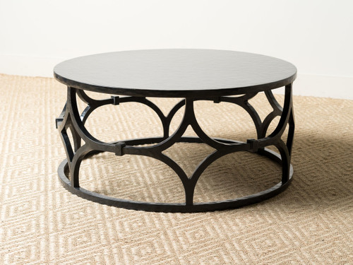 WOLFGANG COCKTAIL TABLE GRAPHITE
