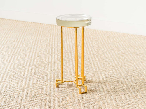 SPECTRUM ROUND SIDE TABLE