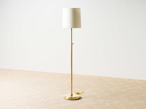BRYANT FLOOR LAMP BRASS