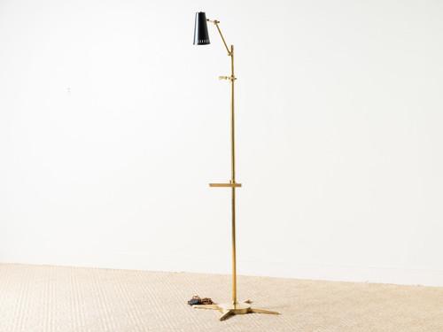 ANTONIO ARTICULATING EASEL FLOOR LAMP